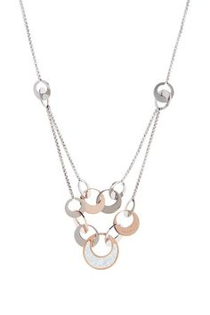 Rebecca Rhodium Plated Bronze Necklace (BGHKRB68) for $425 at DarcysFineJewelers...   See conta.cc/GDSTBK to receive 25% discount.