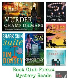 Book Club Picks: Mys