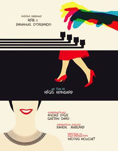 Maggie spotted these amazing opening credits while watching Régis Roinsard's Populaire (2012). So good.