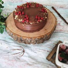 😍GlakLess chocolate coconut cake 🎂  #lactosefree #sugarfree #glutenfree #transfatfree  314 Kkal 7/27/13  #fitcake #naturalfood #cake… Healthy Cake, Vegan Cake, Fitness Cake, Lactose Free, Glutenfree, Love Food, Sugar Free, Healthy Lifestyle, Dinners