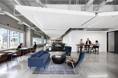 Lebel & Bouliane and Mazen Studio Design Bensimon Byrne's Toronto Office