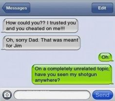 Hilarious text message joke dialogue! For the best humor jokes with funny pics visit www.bestfunnyjokes4u.com/