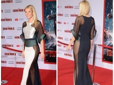 Gwyneth: Hated to Hailed to Nearly Naked. Saying Yes to the dress
