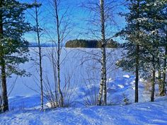 lakeside, Finland