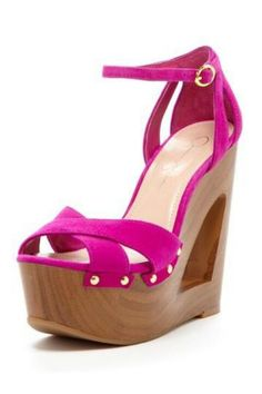 Fucsia shoes- zapatos