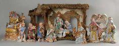 Fitz & Floyd Nativity Set... oh how I wish I had lots of money!