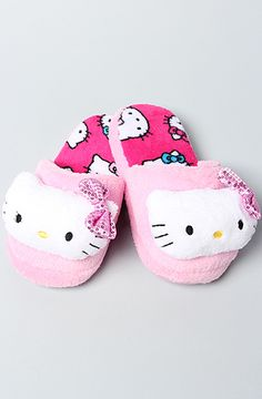 Hello Kitty Intimates The Hello Kitty Super Plush Slipper in Light Pink : Hello Kitty Clothes, Hello Kitty Items, Baby Friends, Cute Slippers, Girls Slip, Baby Girl Toys, Hello Kitty Collection, Kawaii Cute, Little Girls