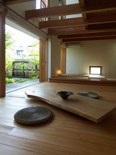 Japanese Home Design Zen Asian Decorations - Japanese home design zen Japanese Interior Design, Japanese Home Decor, Japanese House, Japanese Design, Living Room Japanese Style, Asian Design, Design Your Home, House Design, Studio Design