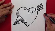 Resultado de imagen para dibujos graffitis de corazones