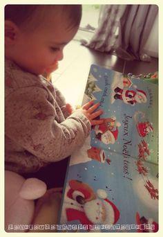 Livre musical Le Père Noel des Editions Usborne