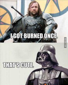 "This Game Of Thrones comparison. | 37 Things Only ""Star Wars"" Fans Will Find Funny"