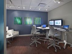 media:scape Lounge. Healthcare processes are becoming more collaborative. Needs and expectations are changing as teaching and learning become more integral to the experience.