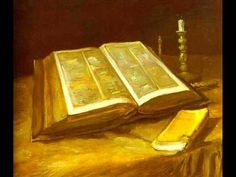 Vincent van Gogh Still Life with Open Bible painting for sale - Vincent van Gogh Still Life with Open Bible is handmade art reproduction; You can buy Vincent van Gogh Still Life with Open Bible painting on canvas or frame. Vincent Van Gogh, Van Gogh Museum, Art Van, Van Gogh Still Life, Van Gogh Arte, Van Gogh Pinturas, Open Bible, Open Book, Van Gogh Paintings