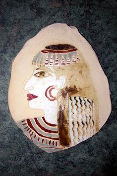 Umění Egypta.