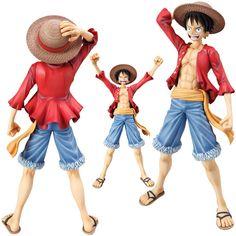 One Piece Luffy Figure http://japanotaku.storenvy.com/