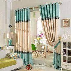 Оригинальные льняные шторы украсят ваш интерьер