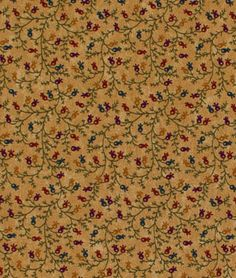 Shop Moda Floral Pretty Pods Tan Fabric at onlinefabricstore.net for $9.1/ Yard. Best Price & Service.