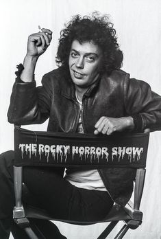 Tim curry, rocky horror picture show Tim Curry Rocky Horror, Rocky Horror Show, The Rocky Horror Picture Show, Movies Showing, Movies And Tv Shows, Disney Channel, Idole, Time Warp, Vintage Horror
