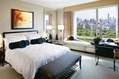 Central Park View Room at Mandarin Oriental New York Hotel