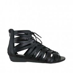 866c7b617be8 Mia Shoes Salena Gladiator Sandals in Black GG472-BLK Cute Womens Shoes
