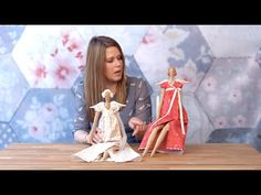 How to Sew a Tilda Doll Preview - YouTube I bought this tutorial and its pretty good.