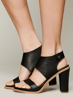 Free People Gwen Heel, I love this in a really weird way.