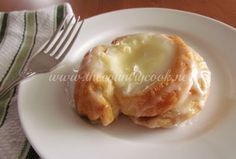 Crescent Cheese Danishes