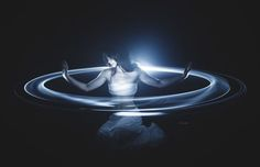Stunning Light Painting Photography by Eric Paré - UltraLinx
