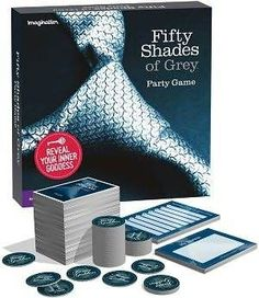 New '50 Shades of Grey' Game May Leave Your Guests All Hot & Bothered