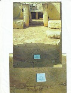 Book at Malta about megalithic measurement