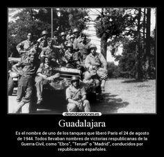 repuplicanos españoles en la segunda guerra mundial -