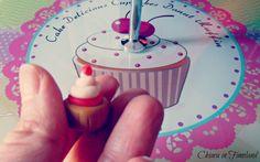 Chiara in Fimoland: Ma come mi sento dolce oggi...#cupcakes