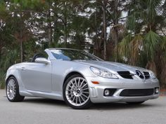 Mercedes-Benz SLK R171 Roadster