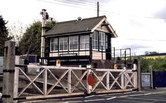 Twenty-six of the UK's railway signal boxes have been granted Grade II listed status by the Department for Culture, Media and Sport. Here are some of the historic structures that received listed status.