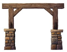 entrance/gateway to the ranch - Google Search