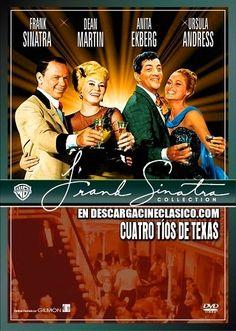Cuatro tíos de Texas (1963)