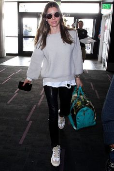 Jessica Biel keeps killing it in the shoe department. Check out (and shop) d78a2524b4f4
