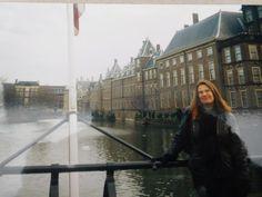 Astrid Günther in Den Haag, The Netherlands