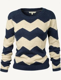 Zig Zag Jumper (Fat Face) is it too much to ask for one in every color?
