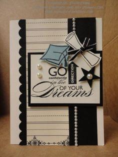 Word Play Graduation Card