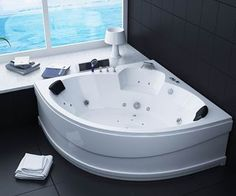 Corner Garden Tub And Whirlpool From Jacuzzi   Corner Garden, Garden Tub  And Jacuzzi