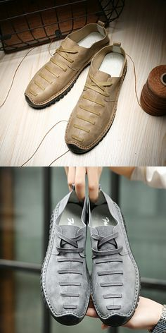 New Arrival Design Urban Design Men's Casual Leather Lace Up Shoes Printed Height Increasing Pointed Toe Male Elevator