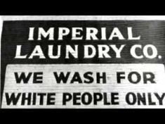 Apartheid in South Africa & racial segregation in the United States