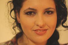 Closer do resultado final do Projeto 100 mulheres/100 maquilhagens Mary Kay da Lígia Pereira.