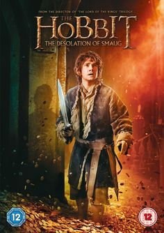 The Hobbit: The Desolation of Smaug [DVD] [2013]: Amazon.co.uk: Martin Freeman, Ian McKellen, Richard Armitage, Cate Blanchett, Evangeline Lilly, Orlando Bloom, Luke Evans, Stephen Fry, Hugo Weaving, Sylvester McCoy, Benedict Cumberbatch, Peter Jackson: DVD & Blu-ray