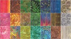 Southern Exposure Batiks Jelly Roll - Laundry Basket Quilts - Moda Fabrics — Missouri Star Quilt Co.
