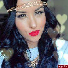 .love her hair