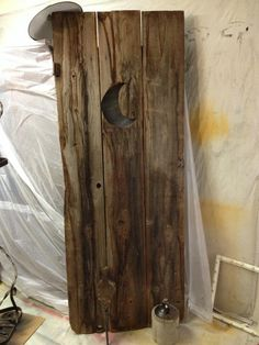 outhouse door by Paint In My hair & outhouse door cover | Outdoors | Pinterest | Rednecks Doors and ... Pezcame.Com