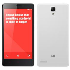 Online News Publication Of Technology,technology products Xiaomi Redmi Note Views