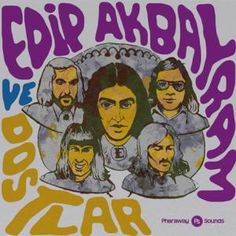 Edip Akbayram - Ve Dostlar LP